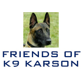 Friends of K9 Karson